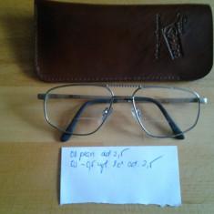 Ochelari de vedere (OD - plan OS - 0.5)