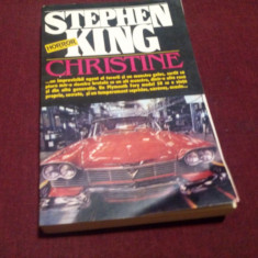 STEPHEN KING - CHRISTINE - Carte Horror