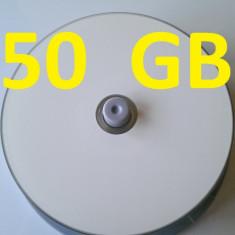 RIDATA 6X Blank Blu-Ray BD-R DL Dual Double Layer 50GB White Inkjet BLACK FRIDAY