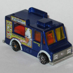 Hot Wheels - Ice Cream Truck - Macheta auto Alta