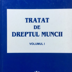 TRATAT DE DREPTUL MUNCII - Ion Traian Stefanescu (volumul I)