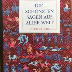 DIE SCHONSTEN SAGEN AUS ALLER WELT (Carte povesti in limba germana)