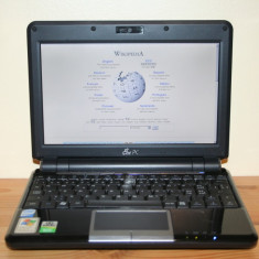 Laptop Asus Eee PC 901, Intel Atom, Diagonala ecran: 9, Sub 80 GB