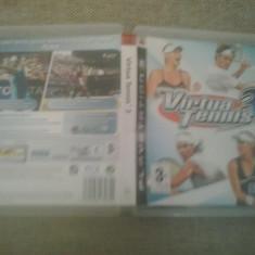 Virtua Tennis 3 - PS3 - Jocuri PS3, Sporturi, Toate varstele, Multiplayer