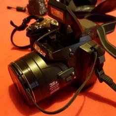 Aparat foto Nikon coolpix P500 - Aparat Foto compact Nikon