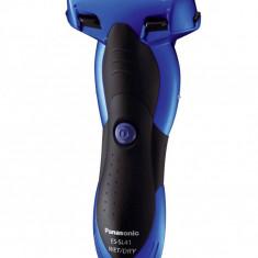 Aparat de ras electric Panasonic ES-SL41-A503 albastru / negru, Numar dispozitive taiere: 3