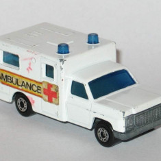 Matchbox - Ambulance - Macheta auto