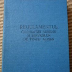 Regulamentul circulatiei aeriene si serviciilor de trafic aerian carte tehnica