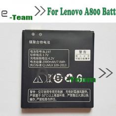 Acumulator Lenovo A820 A820T S720 S720i A798T S889T cod BL197 original, Li-ion