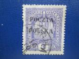 POLONIA =1919=STAMPILAT
