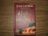Codul lui Da Vinci  de Dan Brown, Humanitas