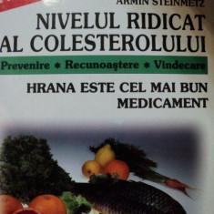 NIVELUL RIDICAT AL COLESTEROLULUI-ROSEMARIE FRANKE, ARMIN STEINMETZ