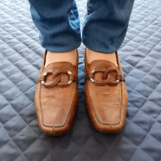 Pantofi Paul Green Munchen piele naturala; marime UK 5 (25 cm talpic); ca noi - Pantof dama, Culoare: Din imagine, Marime: Alta, Cu talpa joasa