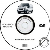 Ford Transit 2007 - 2010 Workshop Service Manual - Manual auto