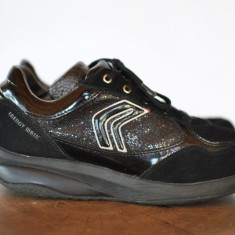 GEOX ENERGY WALK ADIDASI DE PIELE MARIMEA 39 - Adidasi dama Geox, Culoare: Din imagine