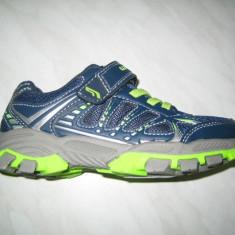 Pantofi sport baieti WINK;cod JP6124-2;marime:28-34 - Adidasi copii Wink, Marime: 29, 32, 33, Culoare: Albastru, Piele sintetica