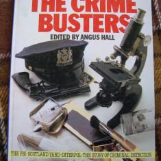 Lupta anticriminala. Povestea FBI, Scotland Yard, Interpol. Limba engleza.