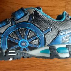 Adidasi Geox Sport Respira baietei; marime 31 (19.5 cm talpic);impecabili ca noi - Adidasi copii Geox, Culoare: Din imagine, Baieti