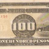 FILIPINE 100 PESOS / 1943. aUNC . - bancnota asia