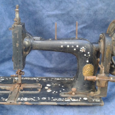 Masina de cusut veche WERTHEIM
