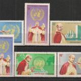Togo.1966 Vizita Papei Paul VI la ONU ST.652 - Timbre straine, Nestampilat