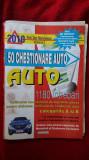 CHESTIONARE AUTO 50 BUC SI  1180 DE INTREBARI CATEGORIA  A SI B