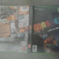 MASHED - Drive to survive - XBOX Classic - Jocuri Xbox, Sporturi, 12+, Multiplayer
