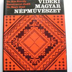 Arta populara din zona Tarnava Mica, 317 pagini - Carte Arta populara