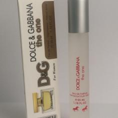 Dolce&Gabbana The One- eau de parfum, dama, 35ml. - Parfum femeie Dolce & Gabbana, Apa de parfum