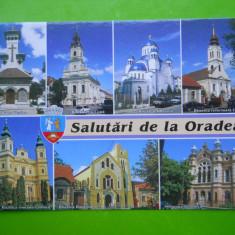 HOPCT 19994 B ORADEA -JUD BIHOR-NECIRCULATA - Carte Postala Crisana dupa 1918
