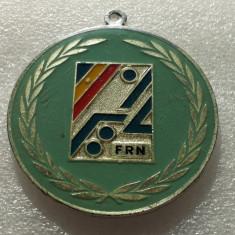 NATATIE-INOT-MEDALIA CUPA SPERANTELOR LA INOT 1979 - Medalii Romania