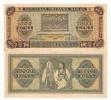 CROATIA 1.000 KUNA / 1943. aUNC............... RRARRR
