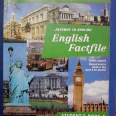 Student's book 6 - English Factlife / C28P - Curs Limba Engleza