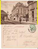 Lugos, Lugoj (Timis) - rara, Circulata, Printata