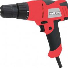 Masina pentru gaurire si insurubare 300W x 16 Nm Raider Power Tools RD-CDD01 - Surubelnita electrica