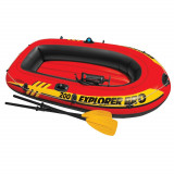 Barca pneumatica gonflabila EXPLORER 196X102X33CM INTEX 58356NP
