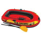 Barca pneumatica gonflabila EXPLORER 196X102X33CM INTEX 58356NP - Barca pneumatice