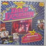 Various – Disco Explosion _ vinyl,LP,Germania _ pop rock,disco anii'70