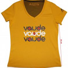 Tricou Vaude, dama, marimea 38(S) - Imbracaminte outdoor Vaude, Marime: S, Femei