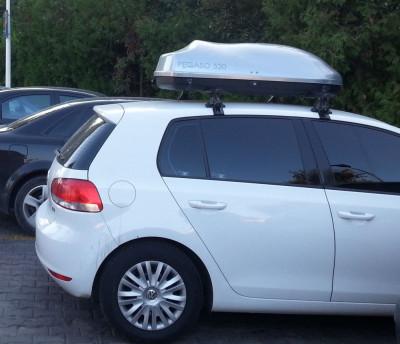 Bare Transversale Portbagaj Volkswagen Golf  / Passat / Bora / Polo / Jetta  VW foto