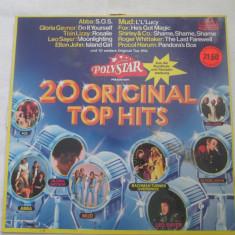 Various – 20 Original Top Hits _ vinyl, LP, compilatie, Germania - Muzica Dance Altele, VINIL