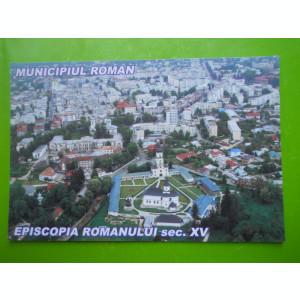 HOPCT 8900  B  ROMAN/EPISCOPIA ROMANULUI   -JUD NEAMT -NECIRCULATA
