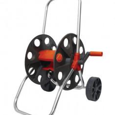 Derulator cu tambur pentru furtun de gradina cu roti - Furtun gradina