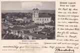SALUTARI DIN LUGOJ , VEDERE GENERALA , CLASICA , CIRCULATA 1899, Necirculata, Printata