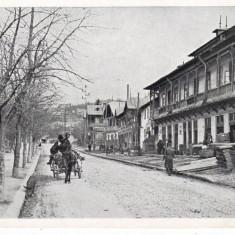 COMARNIC, SOSEAUA NATIONALA, COLECTIA E. MARVAN, BUCURESTI - Carte Postala Muntenia dupa 1918, Necirculata, Printata