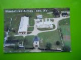HOPCT 11999 U  MANASTIREA ALMAS  -JUD NEAMT -NECIRCULATA, Printata