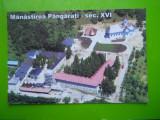 HOPCT 8900  E  MANASTIREA PANGARATI   -JUD NEAMT -NECIRCULATA, Printata