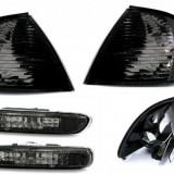 Set 4 piese  : semnalizari frontale si laterale BMW seria 3 E46 1998-2001