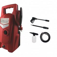 Aparat de spalat cu presiune 1400 W x 105 bari Raider Power Tools - Masina de spalat cu presiune