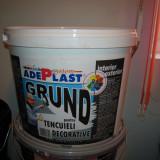 GRUND pentru tencuiala decorativa de interior/exterior ADEPLAST 24 kg NOUA
